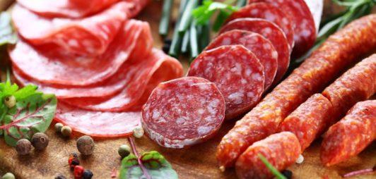 نیترات و نیتریت گوشت قرمز