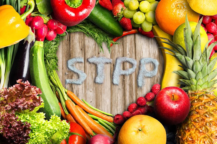 سدیم تری پلی فسفات در صنعت غذایی